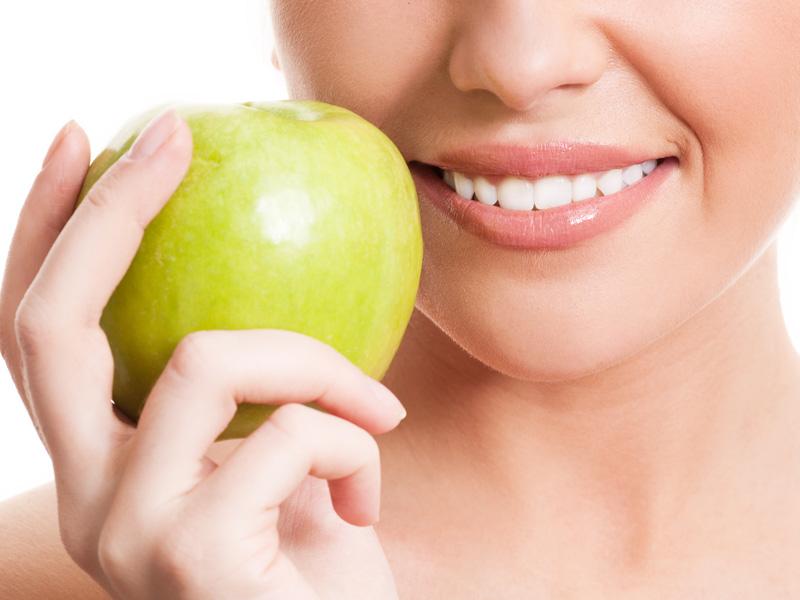mocne i zdrowe zęby